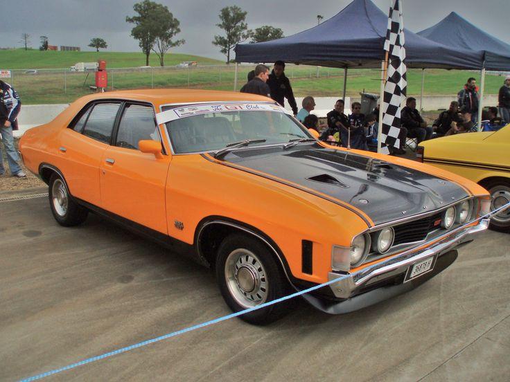 https://flic.kr/p/8NUeF2 | 1972 Ford XA Falcon GT | 1972 Ford XA Falcon GT sedan. Taken at the New South Wales All Ford Day 2009, held at Eastern Creek Raceway Sydney.
