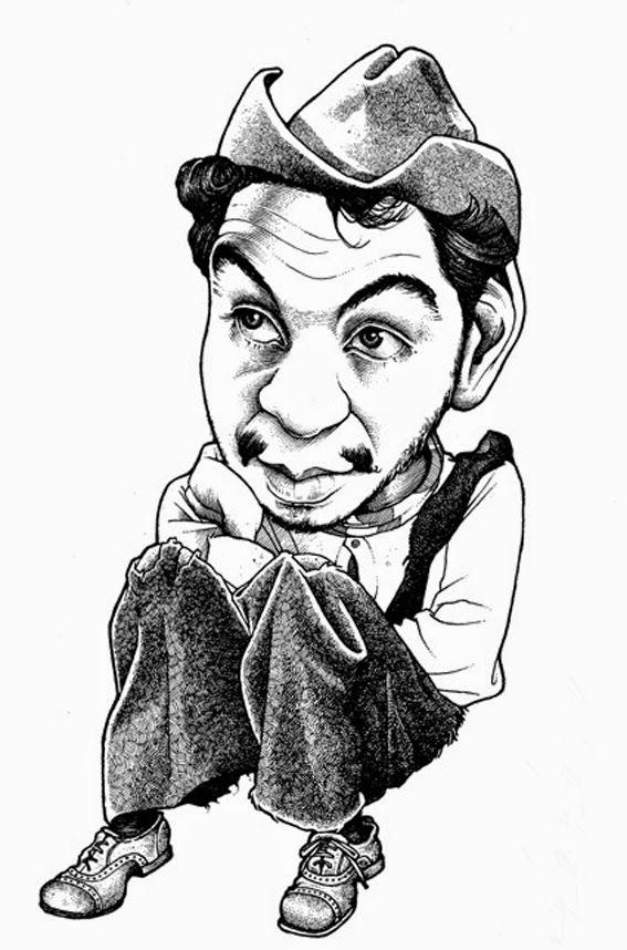 cosasdeantonio: Cantinflas - Biografia