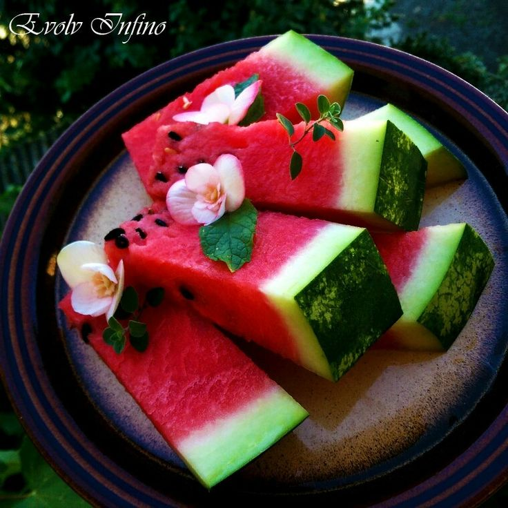 Perfect Summer Snack - Watermelon