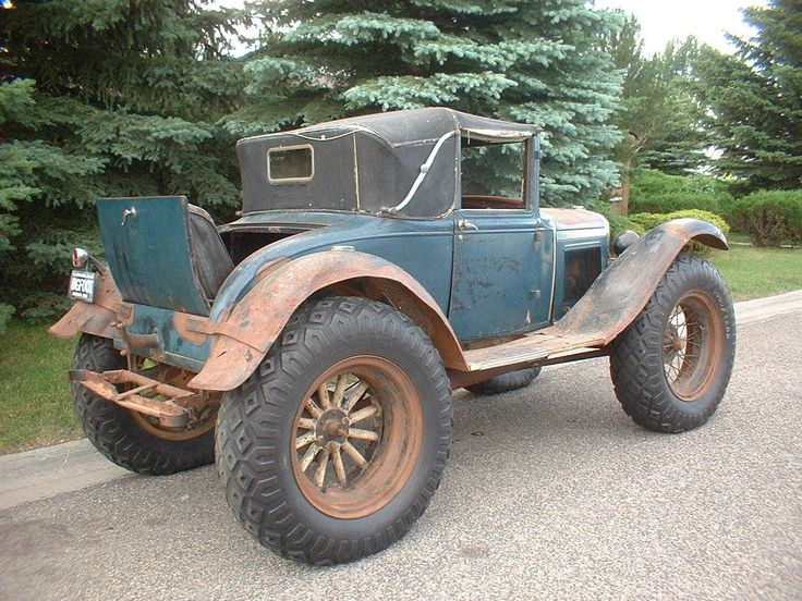 Ford Model A Rural Mail Delivery Cabriolet Convertible Coupe | eBay