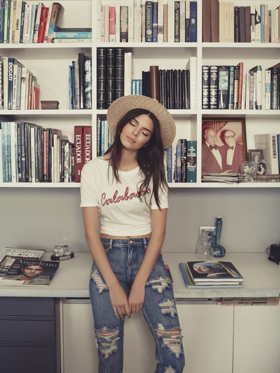 Kendall Jenner. Kylie and Kendall Collection