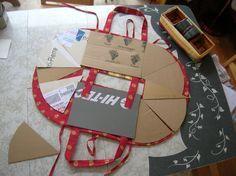 1 sac carreau oups le carton restant