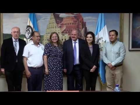 Reportaje | Convenio educativo - Cámara de Productores de Leche de Guate...