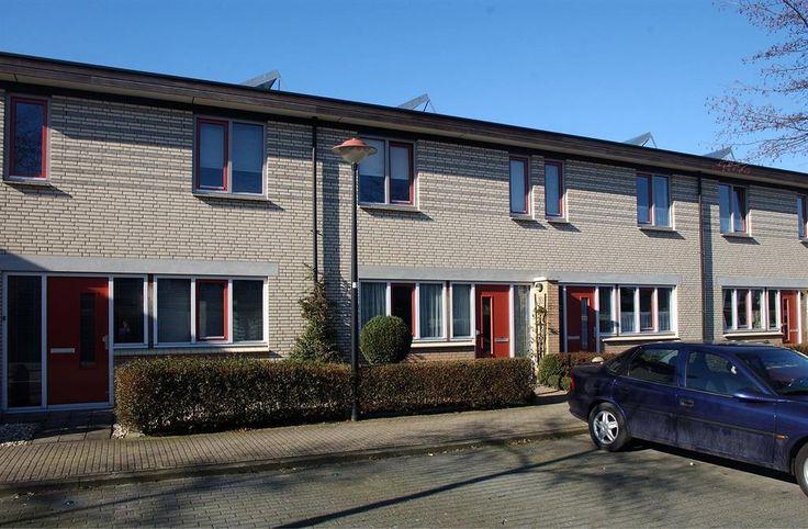Sociale huur Eengezinswoning aan de De Witte Zwaan 6  in Amersfoort - Wijk 24 Nieuwland 3 kamers € 710,68 pm  Jaarinkomen max € 40.349,00 maart 2017