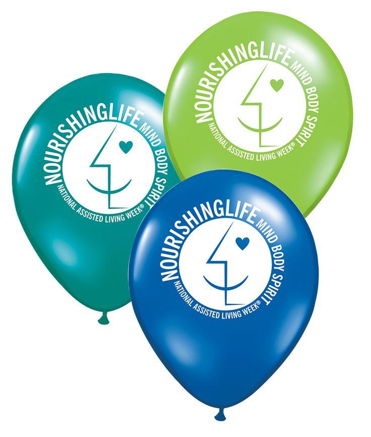#NALW balloons