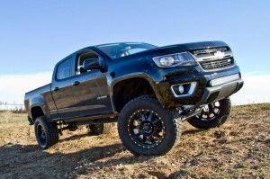 2015 Chevrolet Colorado z71 4x4
