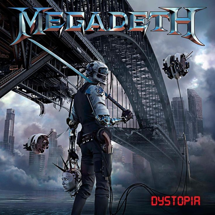 Universal Music Group Megadeth - Dystopia [CD]