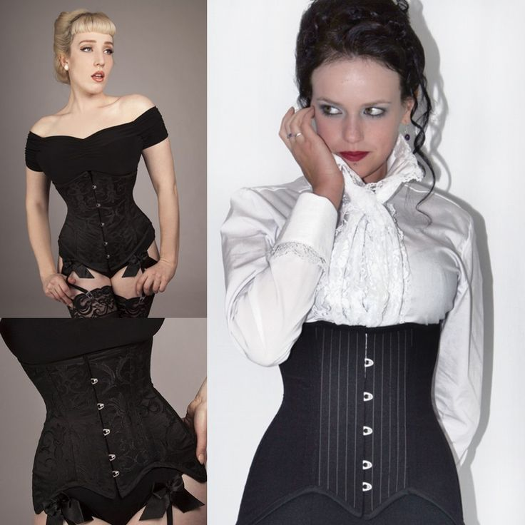 Do you want to see real women in real corsets and hear their stories and how they wear them, the benefits and their style tips?