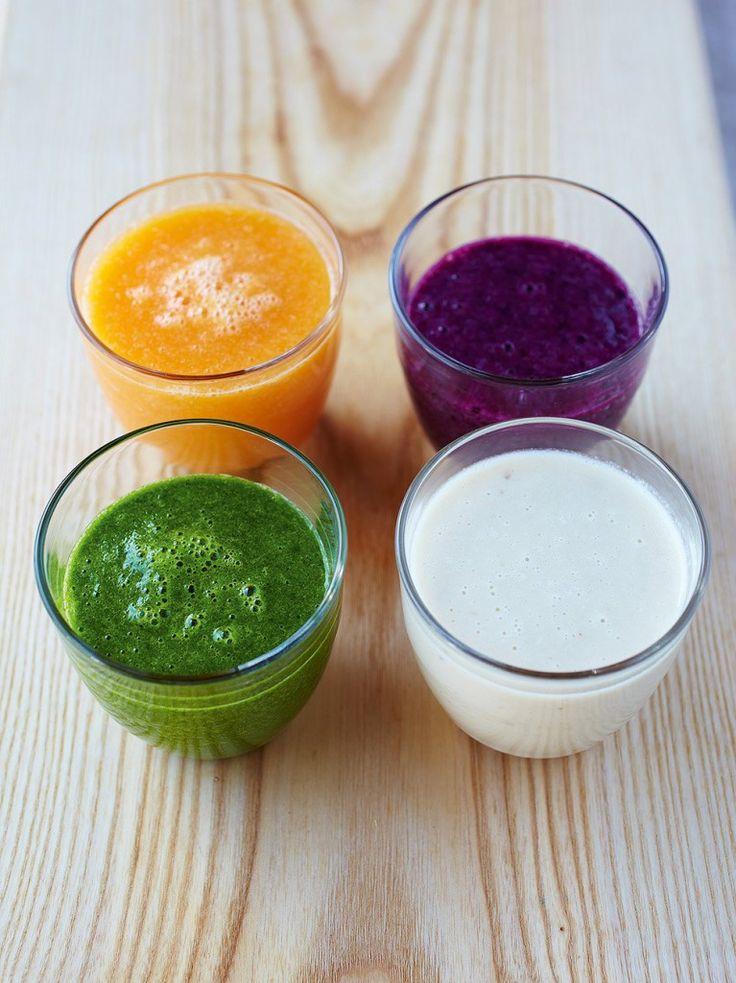 Super smoothies | Jamie Oliver