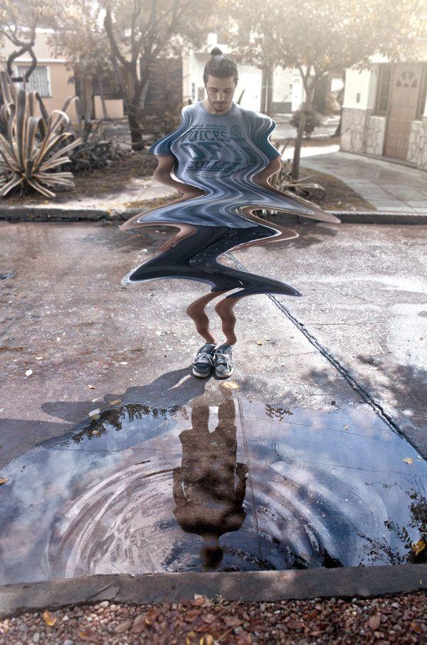 Imaginative, Surreal Scenarios Created With Digitally Manipulated Photos - DesignTAXI.com