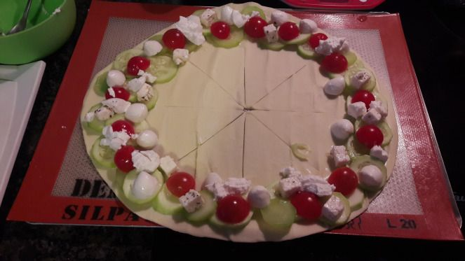 tarte soleil de provence (4)