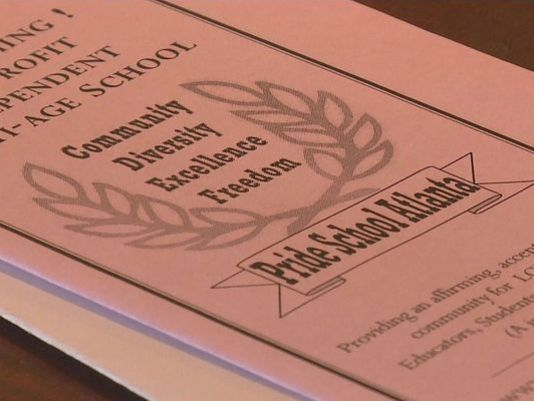 Gay community looking to form new private school in Atlanta...