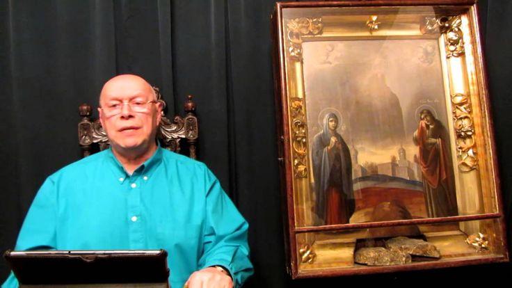 О чём молчит колокол... Обращение к православным России Эдуарда Ходоса.