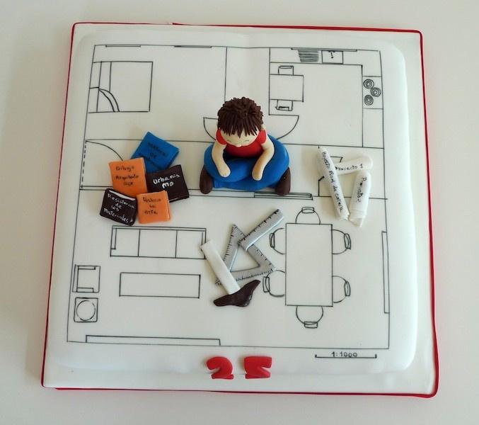 Architect S Cake Cake Architecture Amp Architect