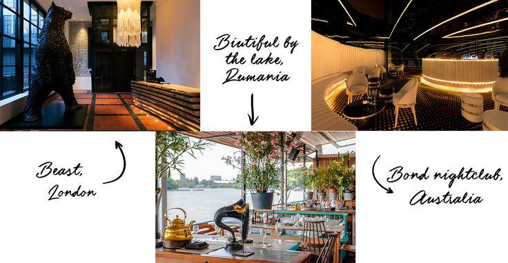 Los mejores dise os de bares y restaurantes del mundo for Los mejores disenos de interiores del mundo