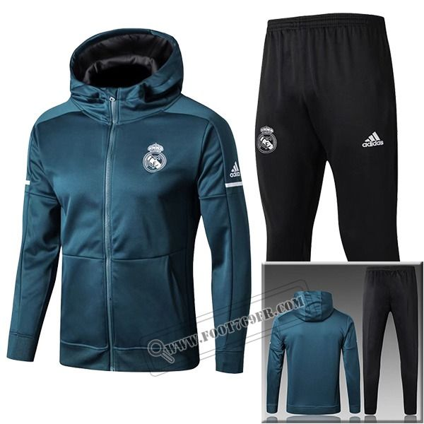 Promo: Boutique Veste Survetement Real Madrid Avec Capuche