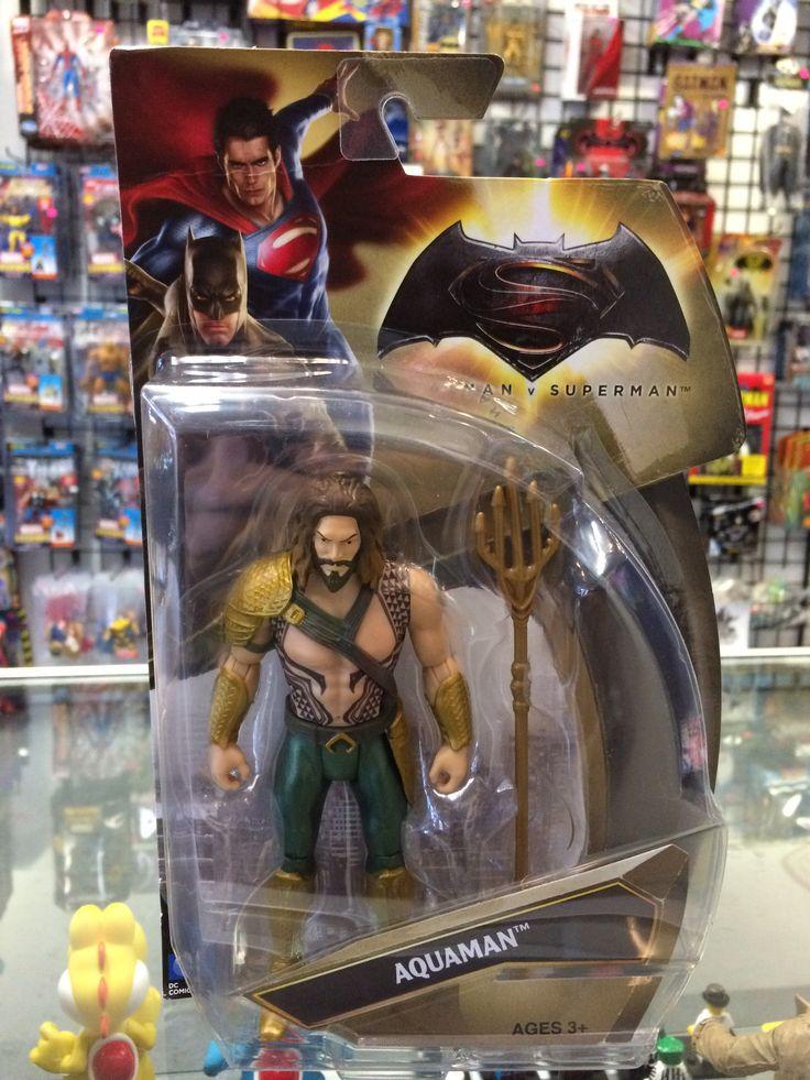 D.C Comics Batman vs Superman AquaMan