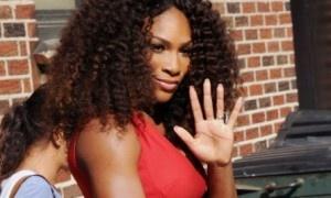 23 Aug Athlete Sighting: Serena Williams