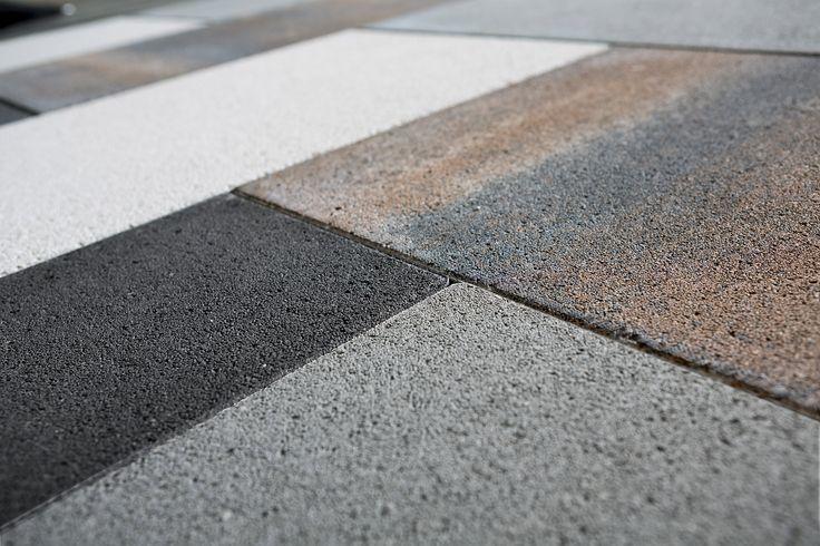 17 migliori idee su pavimenti per esterni su pinterest - Posa pavimento esterno su cemento ...