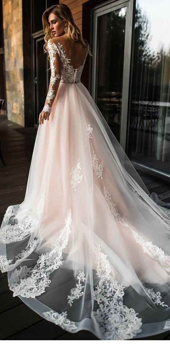 Long Sleeve Wedding Dresses Youll Like Nice Ladies Wedding
