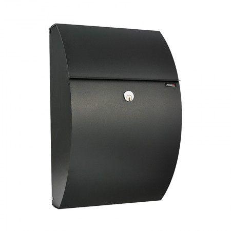 Type 7000 brievenbus Allux zwart | Musthaves verzendt gratis