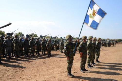 ΠΑΡΜΕΝΙΩΝ: Σήμα ευαρέσκειας του ΑΓΕΕΘΑ προς το προσωπικό των Ενόπλων Δυνάμεων