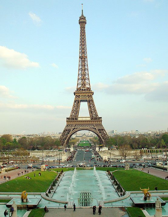 Eiffel Tower History : facts and important dates