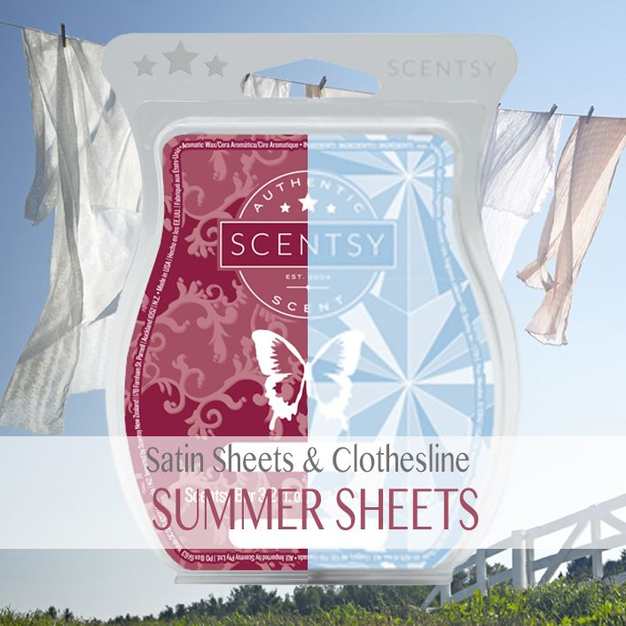 Scentsy Satin Sheets Scentsy Clothesline Scentsy Mixology