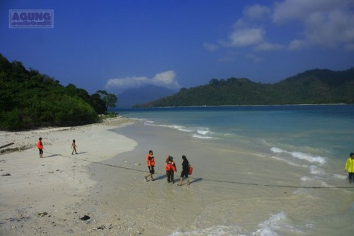 Sebuku Kecil Island #Lampung #Indonesia