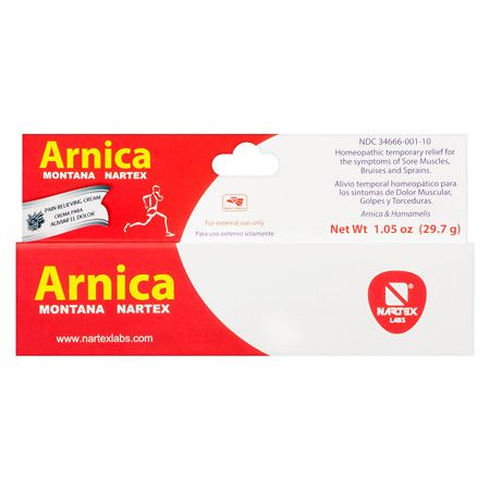 Nartex Arnica Montana Tube - 1.05 Oz.