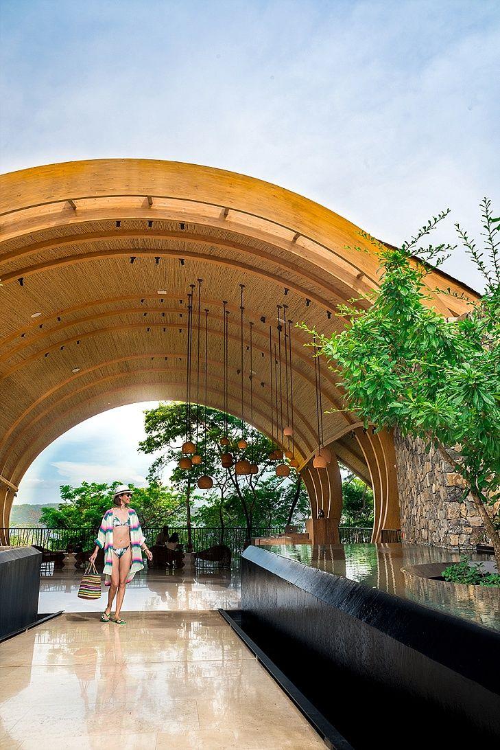 Hyatt Andaz Papagayo resort in Costa Rica » WEAR+WHERE+WELL