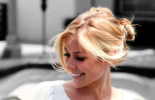 great-hair-27: Messy Hair, Kristin Cavallari, New Hair, Buns Hair, Messy Buns, Girls Hairstyles, Hair Style, Hair Color, Twists Braids