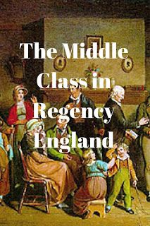 Georgie Lee - Writing to the Sound of Legos Clacking: The Middle Class in Regency England