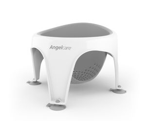 Angelcare Soft Touch Bath Seat - Grey