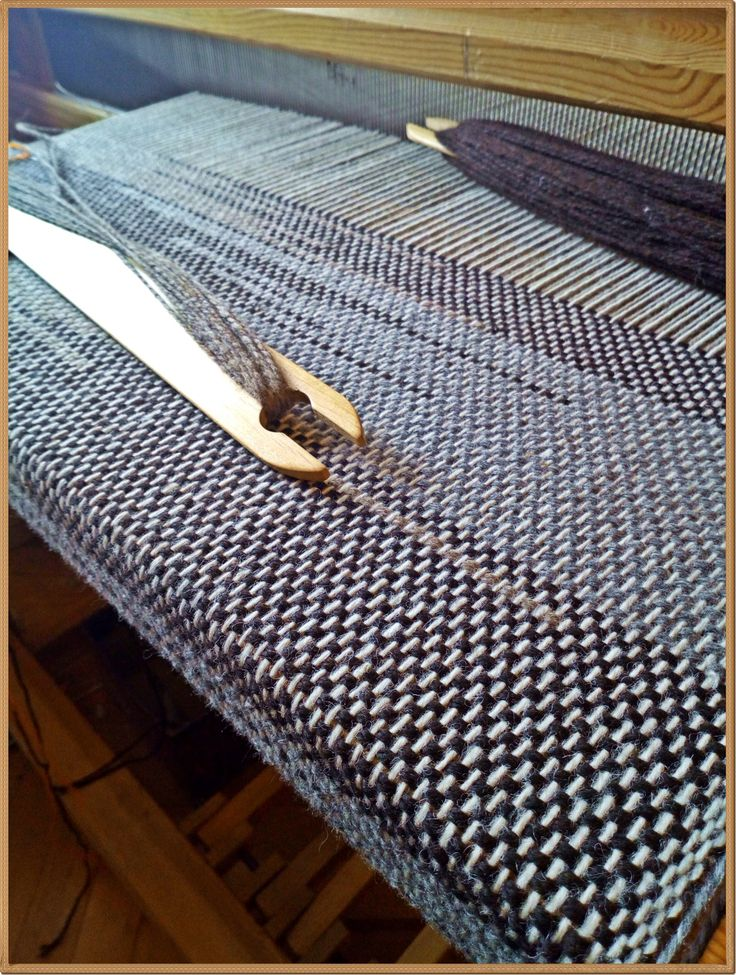 Plain weave with clasped weft , alpaca, weaving