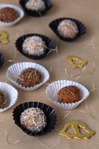 Кокосово-карамельные конфеты