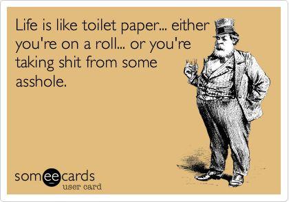 Great analogy!