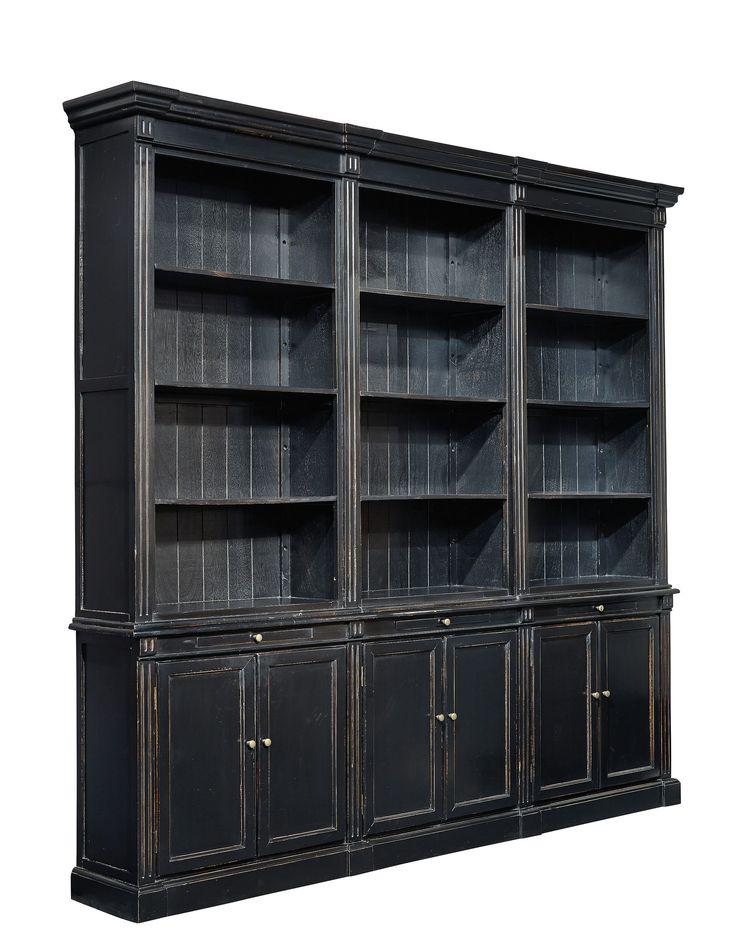 """Grand 96"""" Oversized Set Bookcase"""