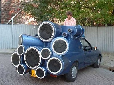 DJ Mobile!