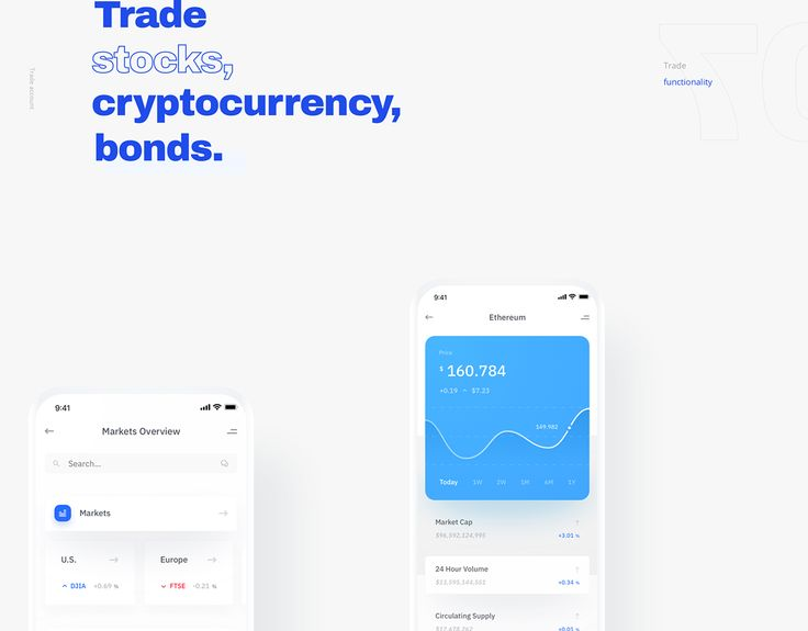 Chase digital banking app finance trade on behance in