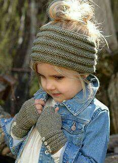 Ideias #tricot #knitting #kids
