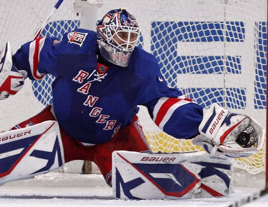 Henrik Lundqvist - Best in the business