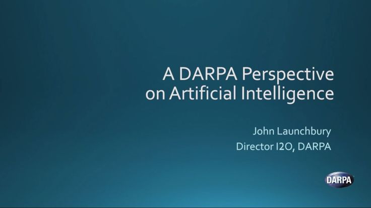 What's the ground truth on artificial intelligence (AI)? In this video, John Launchbury, the Director of DARPA's Information Innovation Office (I2O), attempt...