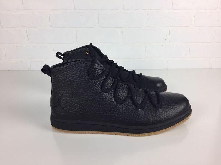 NEW Nike Air Jordan Galaxy Black Men's Basketball Shoes 820255-011 Size  12.5   men's