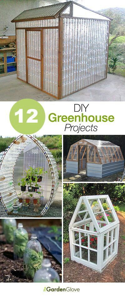 25 best ideas about Diy greenhouse on Pinterest
