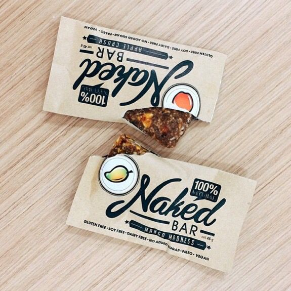 Glutten free, soy free, dairy free, no preservative, no added sugar, vegan, paleo. So many healthy reasons in each bar of @nakedfoodsid. Go get it! Photo credit @bastichendra. Location: Jakarta