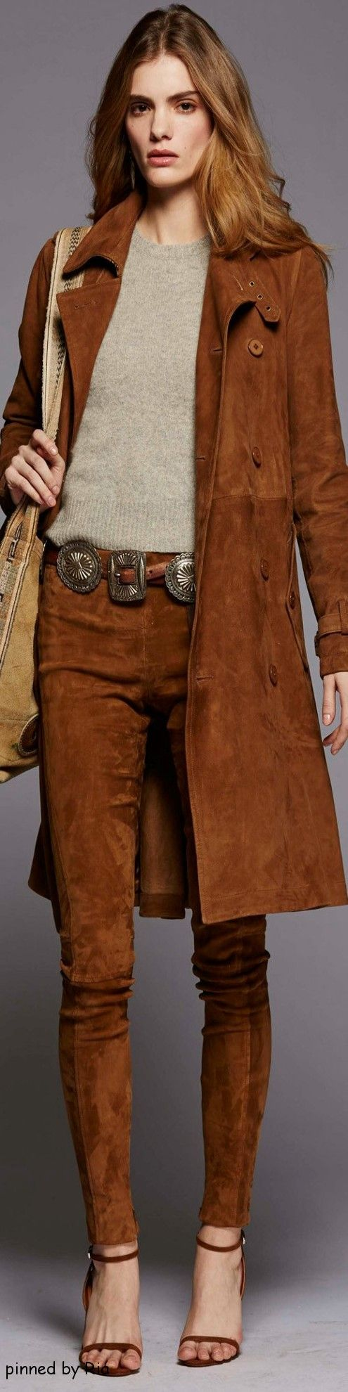 Polo Ralph Lauren Fall 2016 RTW l Ria