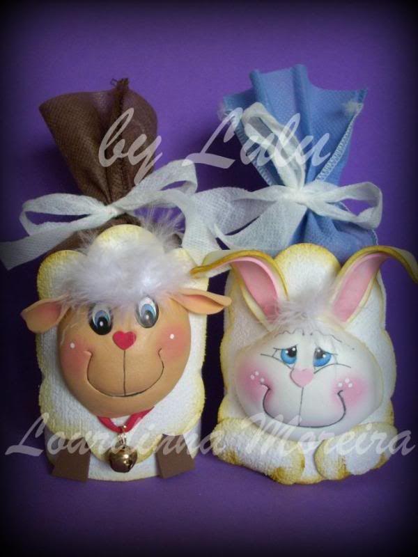 Dulceros Ovejita Y Conejo