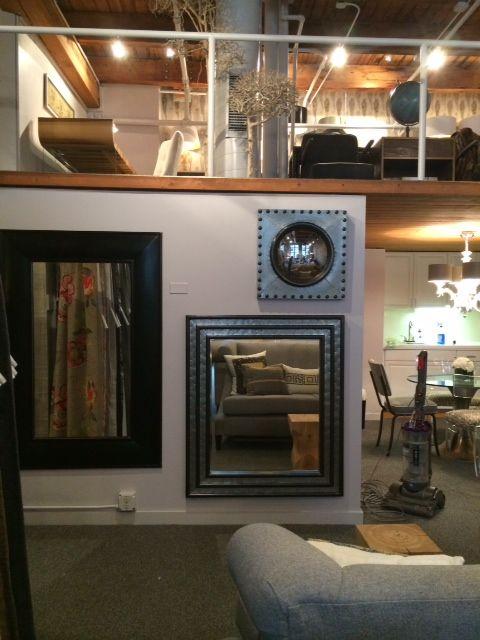 #andrewmartin #mirrors #decor #chicago #design #rustic #furniture