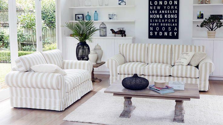 Matilda 3-Seater Lounge